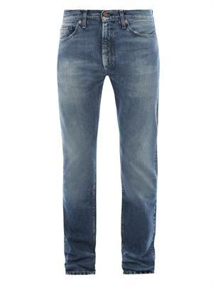 1967 505 McNutt straight-leg jeans