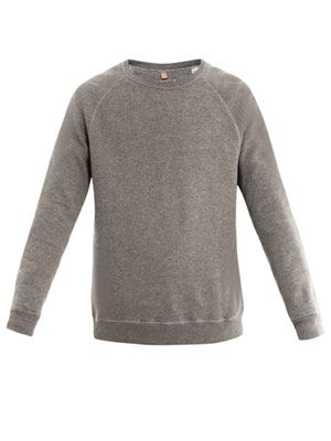 Cotton sweat top