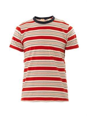 1960s striped T-shirt