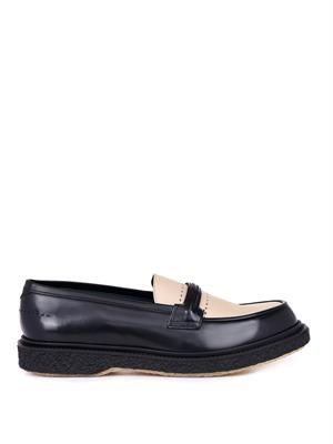 Type 29 leather loafers
