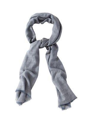 Wispy cashmere scarf