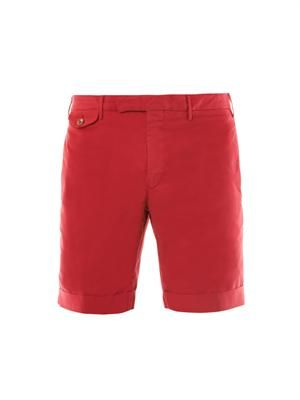 Soft chino shorts