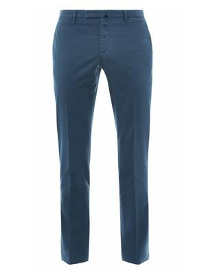 Slim-fit High Comfort chinos