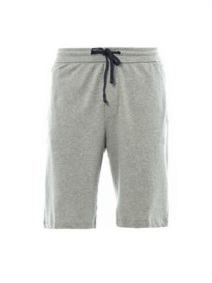 French terry-cotton sweat shorts