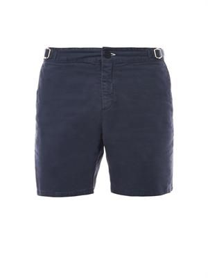 J.M-11 cotton shorts