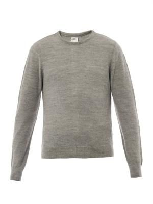 The Program crew-neck sweater