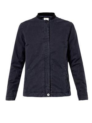 Case padded-cotton jacket