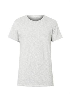 Free micro-stripe T-shirt