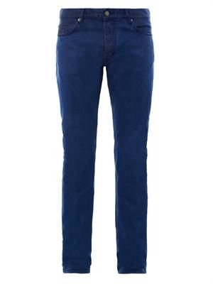 X Jean Machine J.M-2 straight-leg jeans