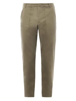 Sport cotton chinos