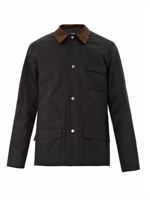 Cotton field jacket
