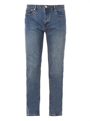 Petite New Standard skinny jeans