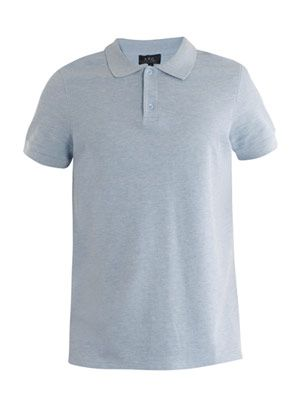 Basic polo top