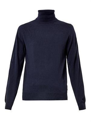 Callum merino-wool sweater