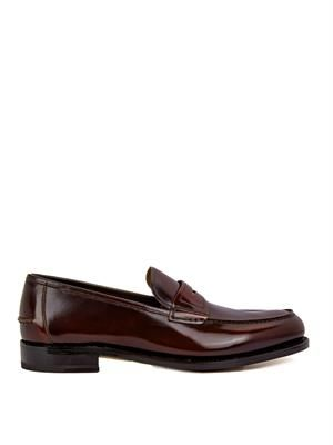 Gerard leather loafers