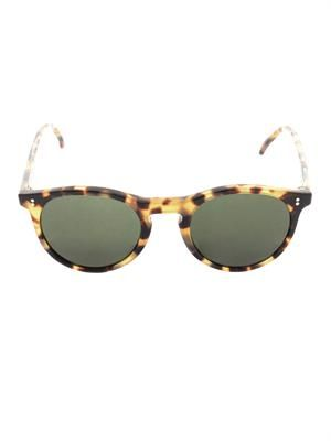 Sid acetate sunglasses