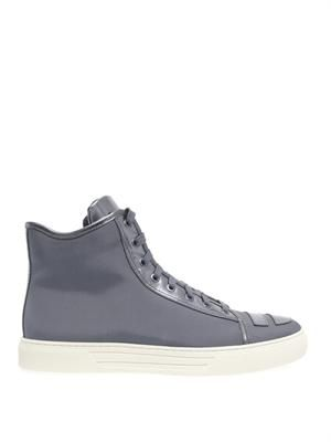 Bedford high-top trainers
