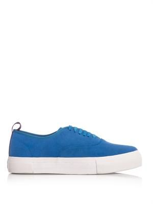 Mother suede trainers