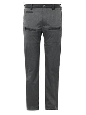Technical pocket trousers