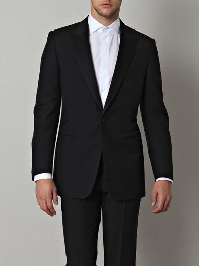 Rake Lounge Wool dinner jacket