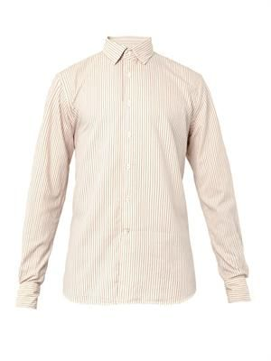 Kurt striped shirt