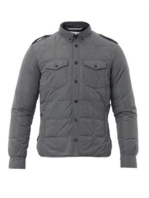 Vallandry button down jacket