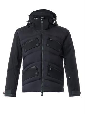 Chateauroux down-filled ski jacket