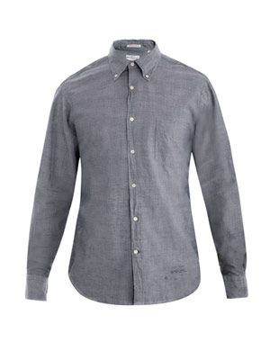 Selvedge cotton shirt