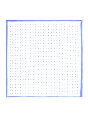Dot with border handkerchief