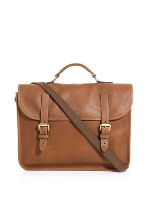Elkington satchel