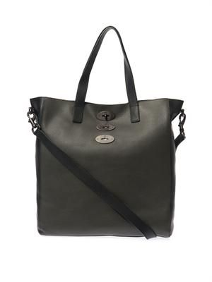 Brynmore leather tote