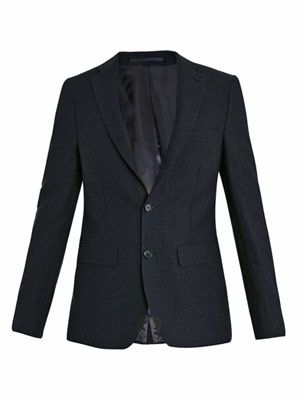 Drifter single-breasted  blazer