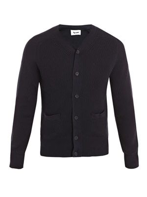 Lester cotton cardigan