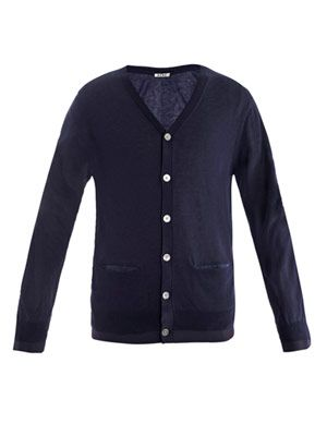 Adam cotton cardigan