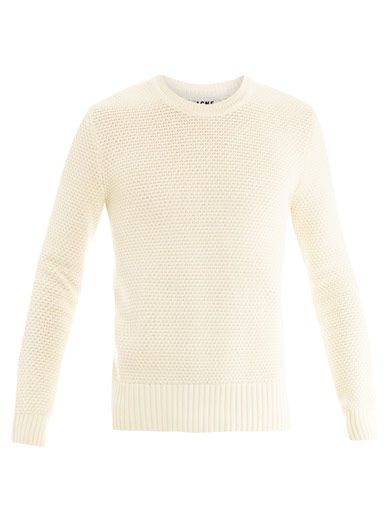 WISHLIST | Acne Bubble crew-neck sweater