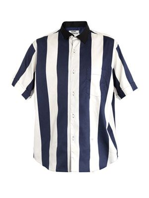 Oahu stripe shirt