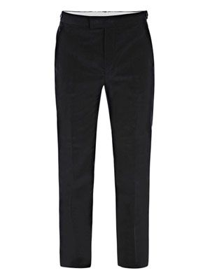Wall Street corduroy trousers