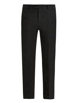 Drifter check trousers
