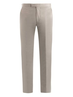 Wall Street trousers