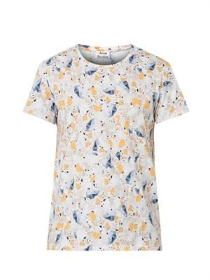 Standard Terazzo-print T-shirt