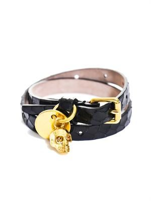 Watersnake wrap-around bracelet