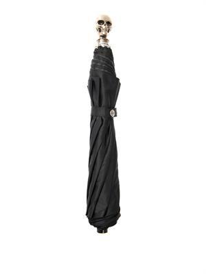 Metal skull-handle umbrella