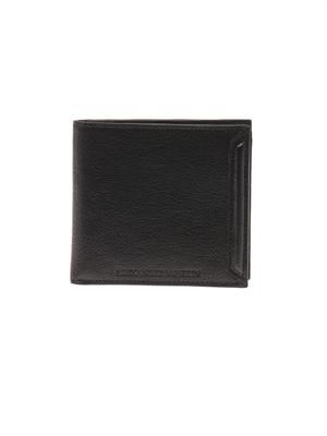 Heroic leather wallet
