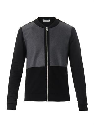 Contrast-panel track top
