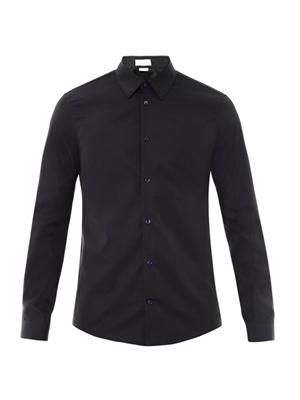 Poplin-cotton shirt