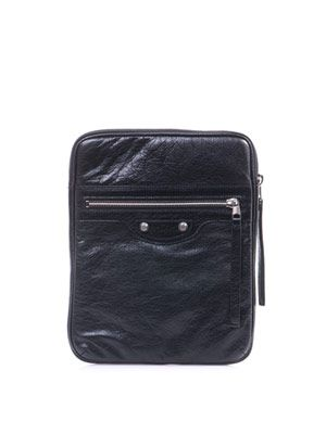 Leather iPad® case