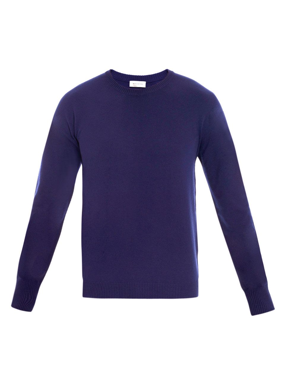 Cashmere seamless sweater