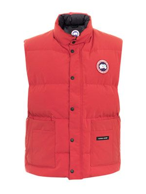Freestyle quilted gilet