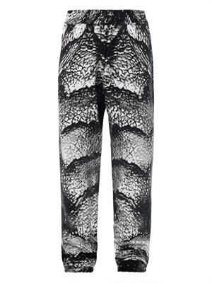 Creature of the Black Lagoon-print pants