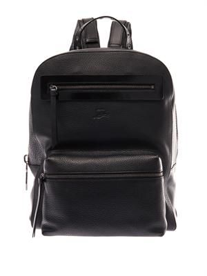 Aliosha leather backpack